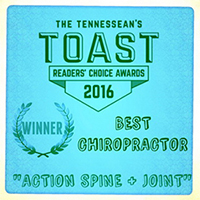 Best-chiropractic-clinic-2016-nashville-tn